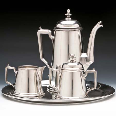 Tea/Coffee Serving
